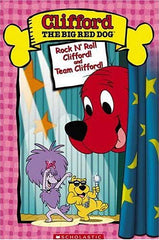 Clifford The Big Red Dog - Rock N' Roll Clifford / Team Clifford