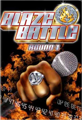Blaze' Battle - Round 1 DVD Movie