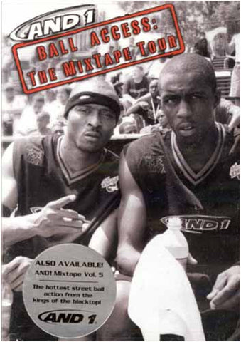And 1 Ball Access - The Mix Tape Tour DVD Movie