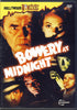 Bowery at Midnight DVD Movie