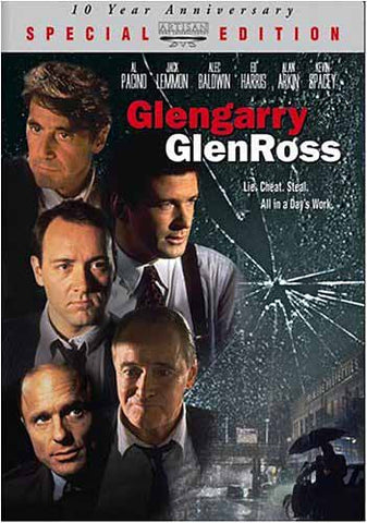 Glengarry Glen Ross (Special Edition) DVD Movie