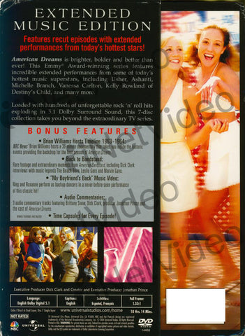 American Dreams - Season One (Extended Music Edition) (Boxset) DVD Movie