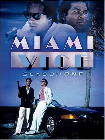 Miami Vice - Season One (Boxset) DVD Movie