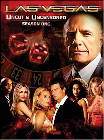 Las Vegas - Season One (1) Uncut and Uncensored (Canadian Version) (Boxset) DVD Movie