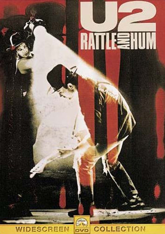 U2 - Rattle and Hum DVD Movie