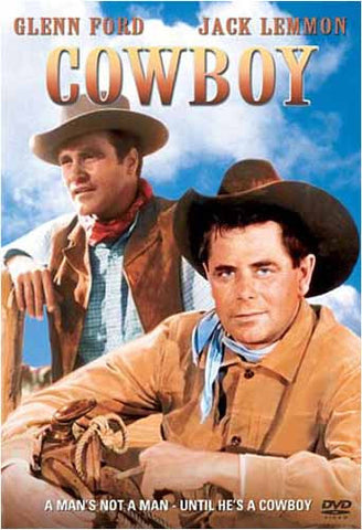 Cowboy DVD Movie