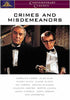 Crimes and Misdemeanors (MGM) DVD Movie