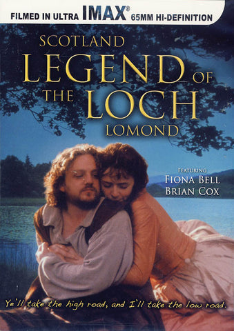 Legend of Loch Lomond (Large Format - IMAX) DVD Movie