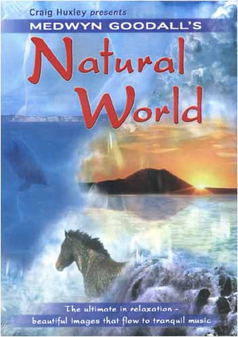 Medwyn Goodall's Natural World DVD Movie