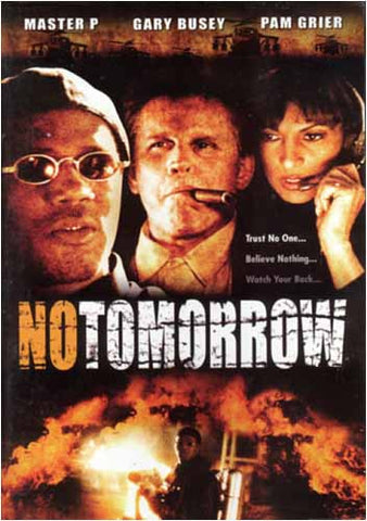 No Tomorrow DVD Movie