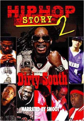 Hip Hop Story 2 - Dirty South DVD Movie