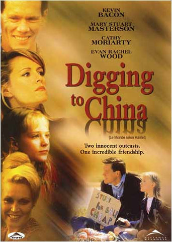 Digging To China (Bilingual) DVD Movie