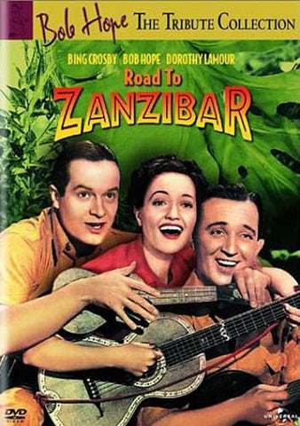 Road to Zanzibar DVD Movie