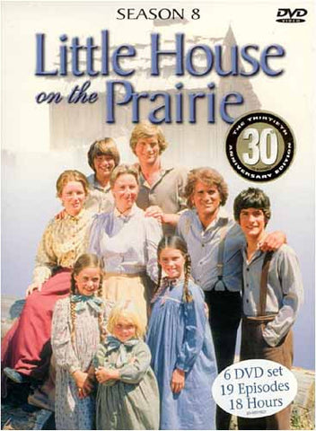Little House on the Prairie - The Complete Season 8 (Boxset) DVD Movie