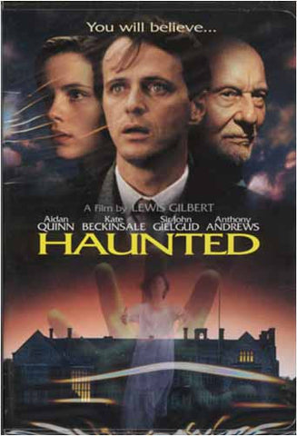 Haunted DVD Movie
