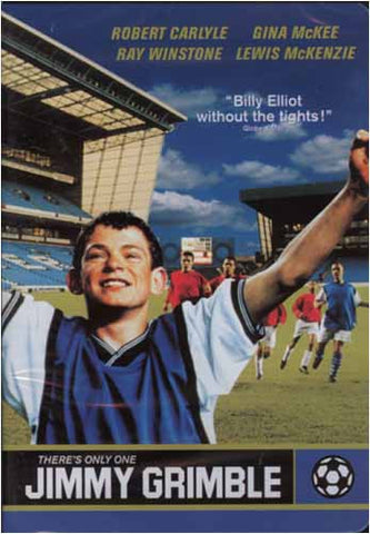There's Only One Jimmy Grimble DVD Movie