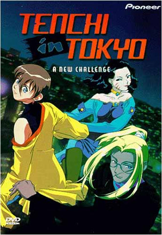 Tenchi in Tokyo: A New Challenge (Signature Series) DVD Movie