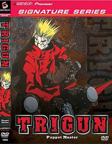 Trigun - Puppet Master Vol. 7 (Signature Series) DVD Movie
