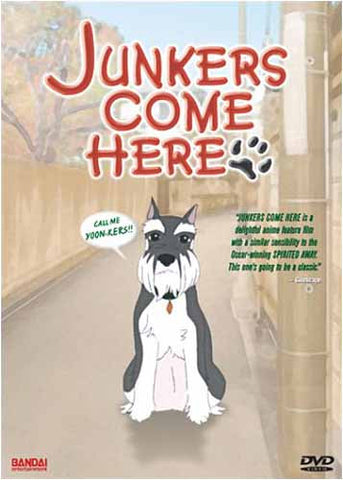 Junkers Come Here DVD Movie