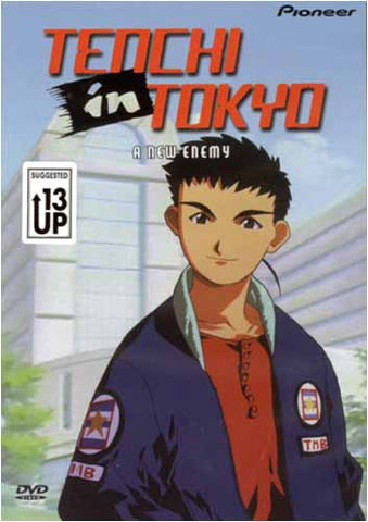 Tenchi in Tokyo, Vol. 4: A New Enemy (Signature Series) DVD Movie