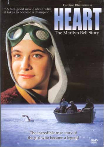 Heart - The Marilyn Bell Story DVD Movie
