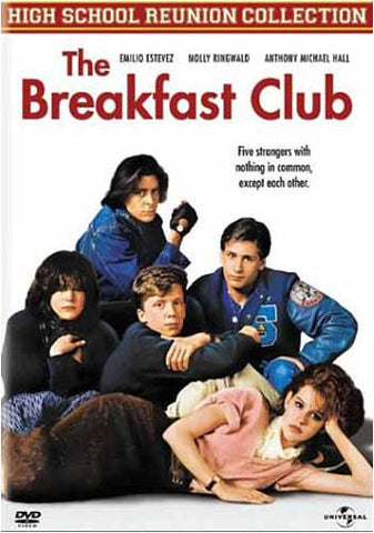 The Breakfast Club (High School Reunion Collection) DVD Movie