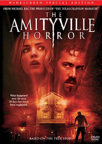 The Amityville Horror (Widescreen Special Edition) DVD Movie