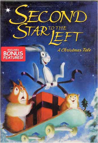 Second Star to the Left - A Christmas Tale DVD Movie