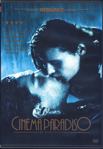 Cinema Paradiso (LG) DVD Movie