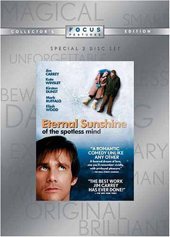 Eternal Sunshine of the Spotless Mind (Special 2-Disc Collector s Edition) (Bilingual) DVD Movie