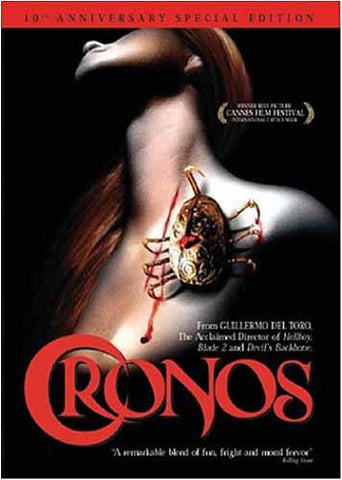 Cronos (10th Anniversary Special Edition) DVD Movie