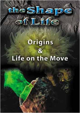The Shape of Life - Origins and Life on the Move DVD Movie