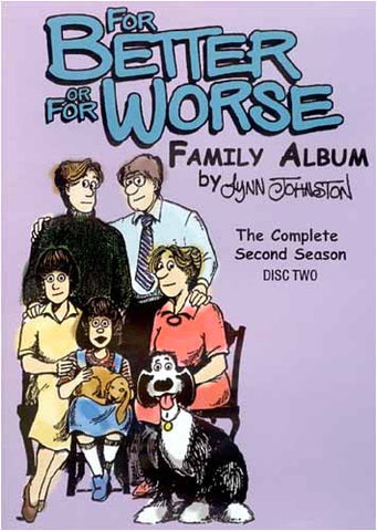 For Better or for Worse - Family Album- The Complete Second Season DVD Movie