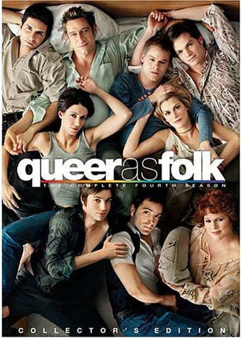 Queer as Folk - The Complete Fourth (4) Season (Collector's Edition) (Boxset) DVD Movie