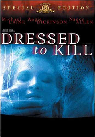 Dressed to Kill DVD Movie