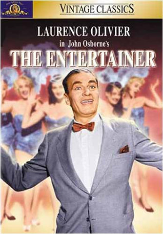 The Entertainer DVD Movie