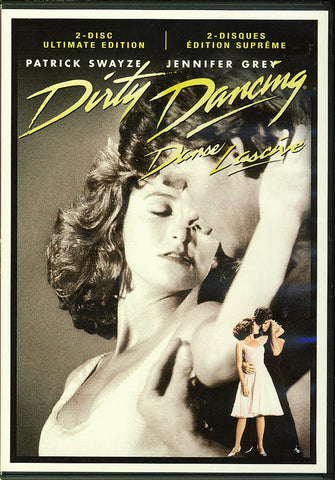 Dirty Dancing - (Ultimate Edition) (Patrick Swayze) (Bilingual) DVD Movie