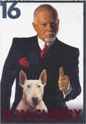 Don Cherry 16 DVD Movie