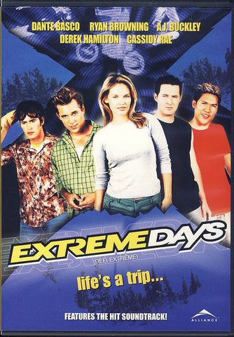 Extreme Days (Bilingual) DVD Movie