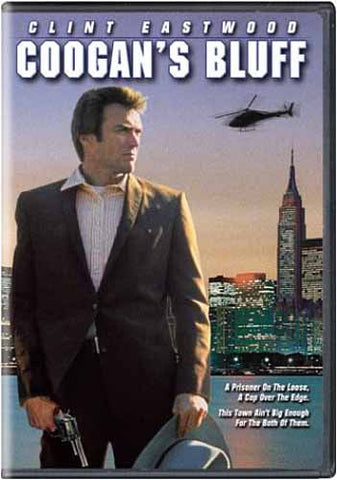 Coogan's Bluff DVD Movie