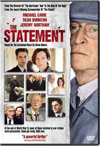 The Statement DVD Movie