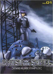 Ghost in the Shell - Stand Alone Complex (Vol. 1) (Standard Edition - Single Disc)