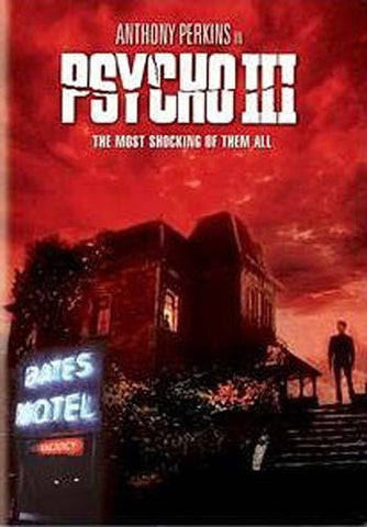 Psycho 3(bilingual) DVD Movie