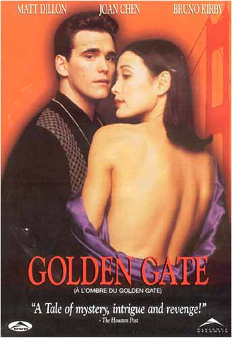 Golden Gate (Bilingual) DVD Movie