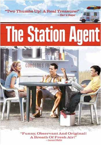 The Station Agent DVD Movie