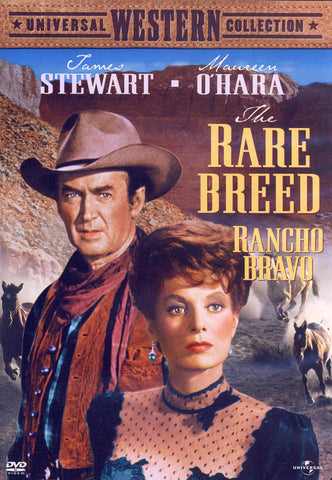The Rare Breed (Bilingual) DVD Movie