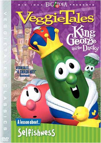 VeggieTales - King George and the Ducky DVD Movie