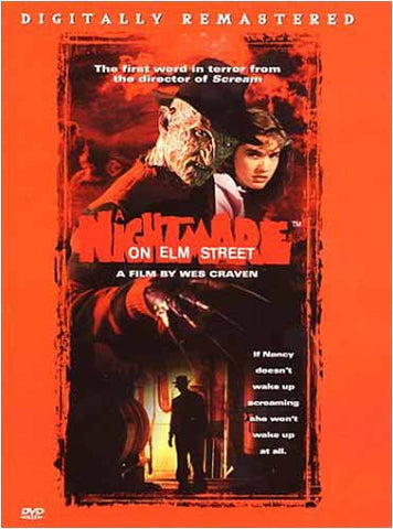 A Nightmare on Elm Street (Widescreen and Full Screen)(Wes Craven) DVD Movie