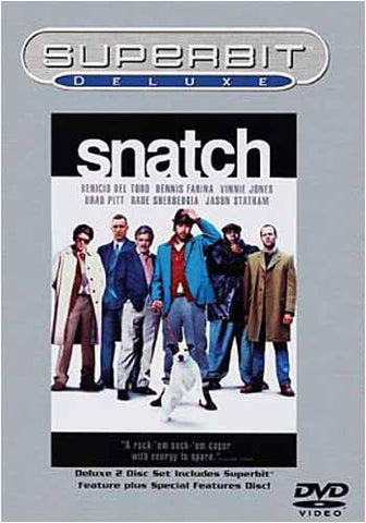 Snatch (Superbit Deluxe Collection) DVD Movie