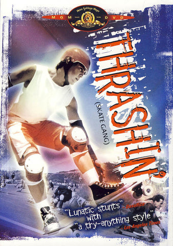 Thrashin(Skate Gang)(Bilingual) DVD Movie